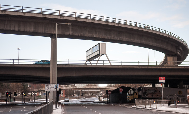 Anderston Intersection
