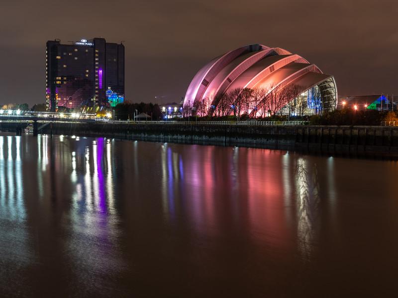 Scottish Events Campus in Glasgow