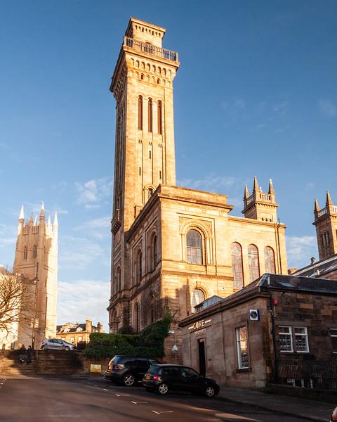 Free Church College, Glasgow