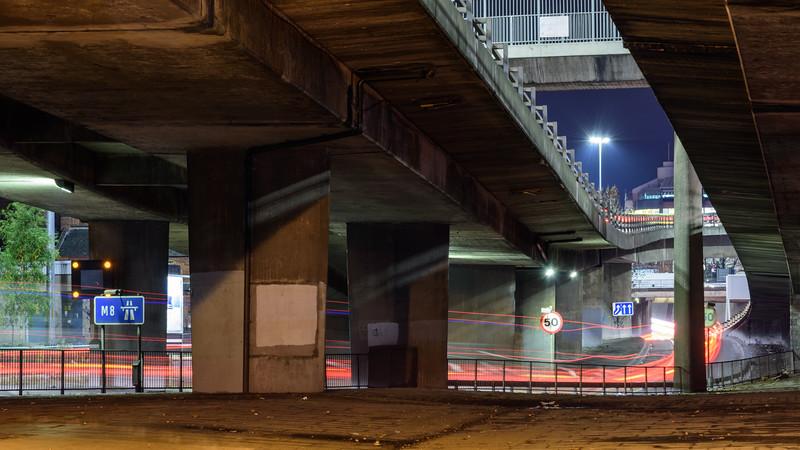 Anderston Interchange in Glasgow