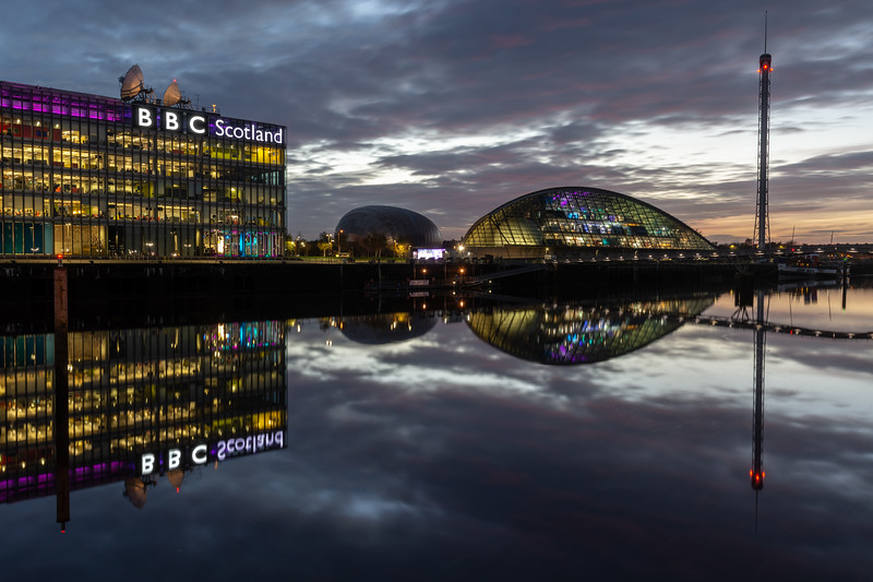 BBC Scotland and Glasgow Science Centre