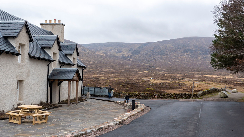 The Way Inn at the Kingshouse Hotel - Glencoe, Scotland