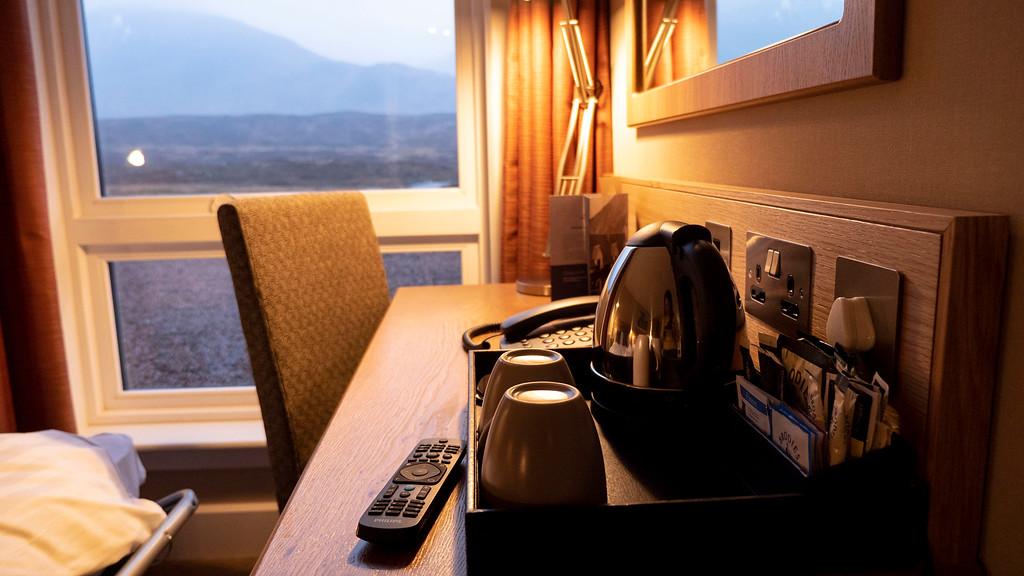 The Kingshouse Hotel in Glencoe Scotland