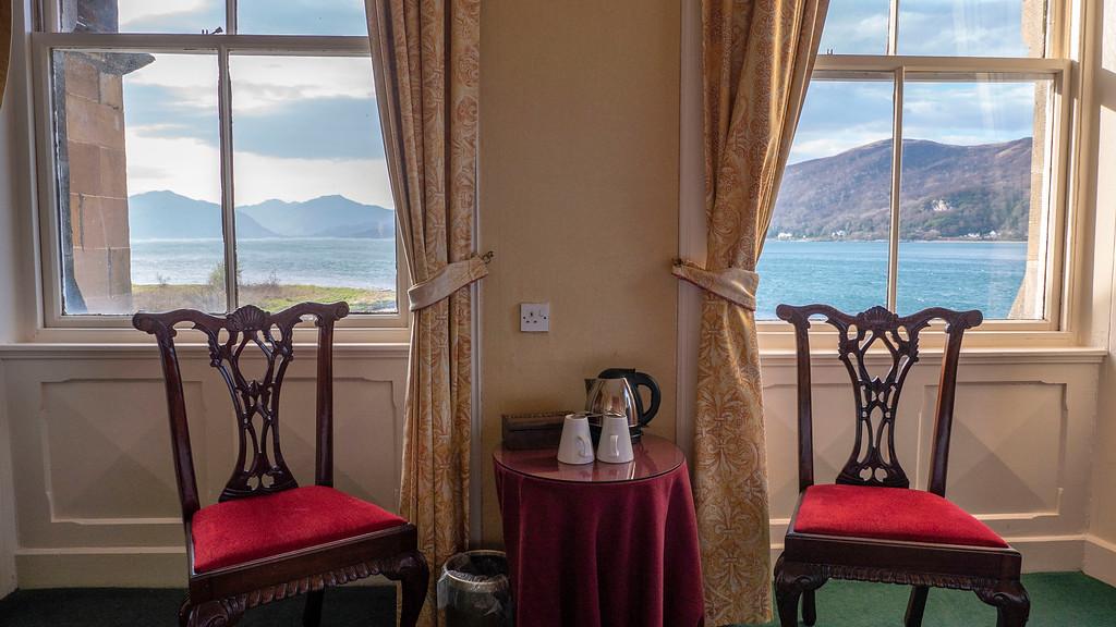 Ballachulish Hotel in Glencoe Scotland