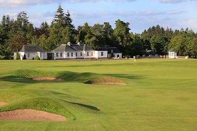 Gleneagles Hotel and Golf, Auchterarder, Perth, Scotland