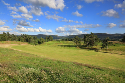 Gleneagles Golf Club  (Kings Course), Scotland