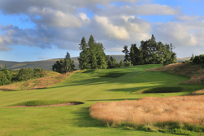 Gleneagles Hotel and Golf, Auchterarder, Perth, Scotland