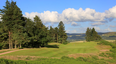 Gleneagles Golf Club (Queens Course), Scotland