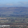 Erskine Bridge and surrounding area as seen from Glennifer Braes in Paisley
