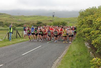 Harris Half Marathon - 9 July 2011