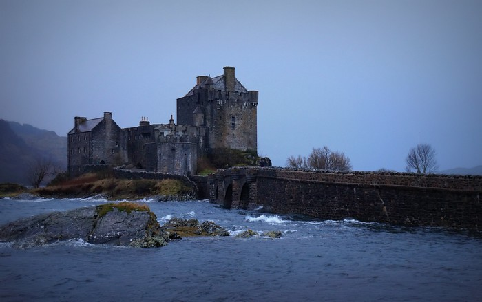 Eilean Donan Castle, the most popular castle in the Scottish Highlands