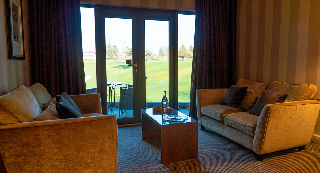 Inverness Luxury Hotel - Kingsmills Hotel - Kingsclub Retreat Room