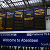 Leaving Aberdeen.