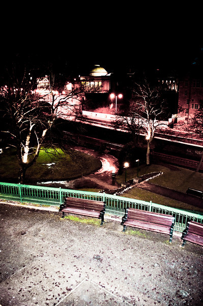 January 11 - Aberdeen night