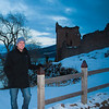 Me at Urquhart Castle