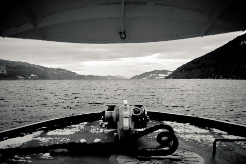 January 10 - Loch Ness
