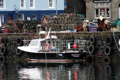 20100608 - 18 Fishing boat on Tobermory middle pier - IMG_2752