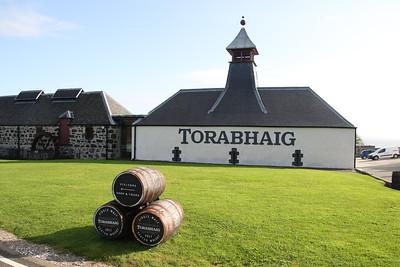 Torabhaig Distillery  17 September 2020