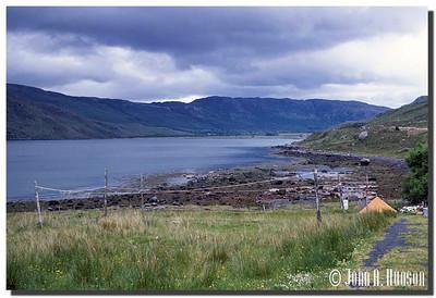 2200_UK-1-0017-NCS-Scotland.jpg : Loch Broom at Inverlael [A835], Ross-Shire, Scotland