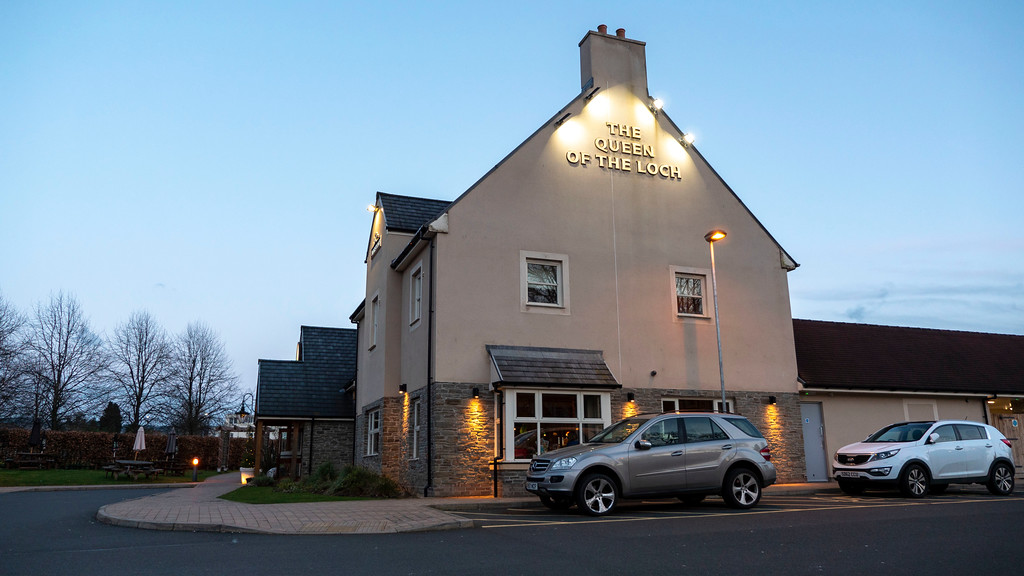 Queen of the Loch Pub - Loch Lomond and the Trossachs National Park