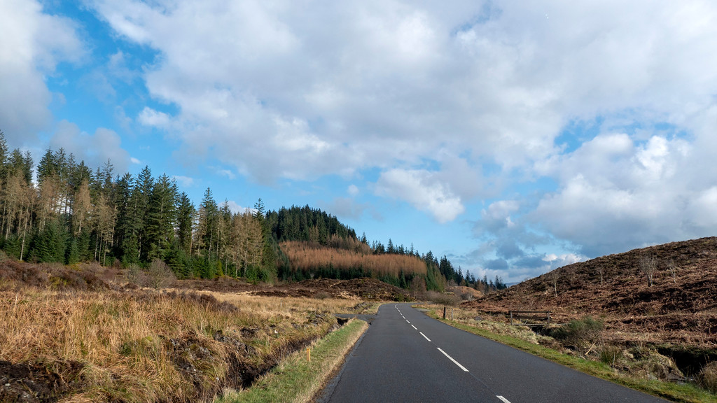 Loch Lomond day trip - a road trip of Scotland's West Highlands