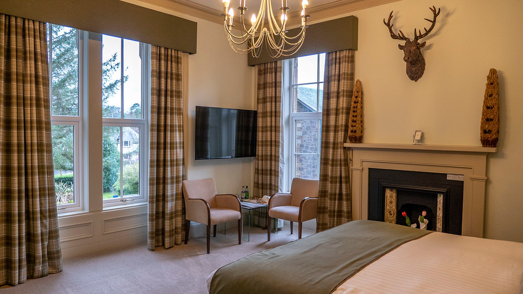 Abbotsford Lodge in Callander - Where to stay in Loch Lomond and the Trossachs