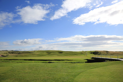 Machrihanish Golf Club, Campbelltown, Scotland