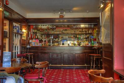 Cluanie Inn, Glen Shiel