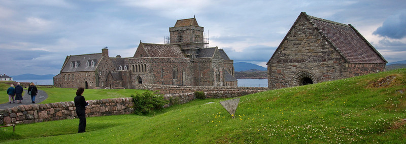 Iona Abbey & Nunnery