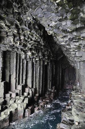 Fingal's Cave, Staffa 12/04/2012  © Felipe Popovics