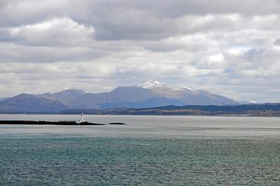 view from Duart Castle, Mull 15/04/2012  © Felipe Popovics