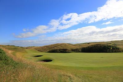 Murcar Golf Club, Aberdeen, Scotland