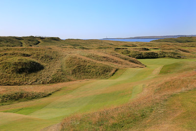 Murcar Golf Club, Aberdeen, Scotland