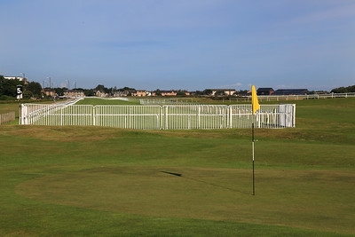 Musselburgh Links, Edinburgh, Scotland