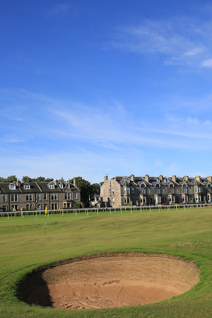 Musselburgh Links, Scotland