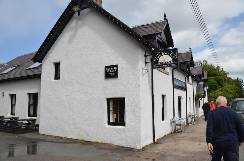 The Boat Inn, Aboyne. Great pub & food