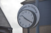 Ferry Terminal clock should say 'Haste ye back to Orkney' for outgoing travellers
