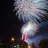 Paisley Fireworks Display 2016