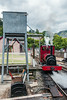 UK-WALES-LLANBERIS-LLANBERIS LAKE RAILWAY