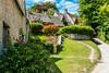 UK-THE COTSWOLD-BIBURY-ARLINGTON ROW