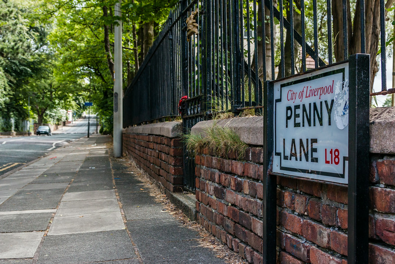UK-LIVERPOOL-MAGICAL MYSTERY TOUR-PENNY LANE