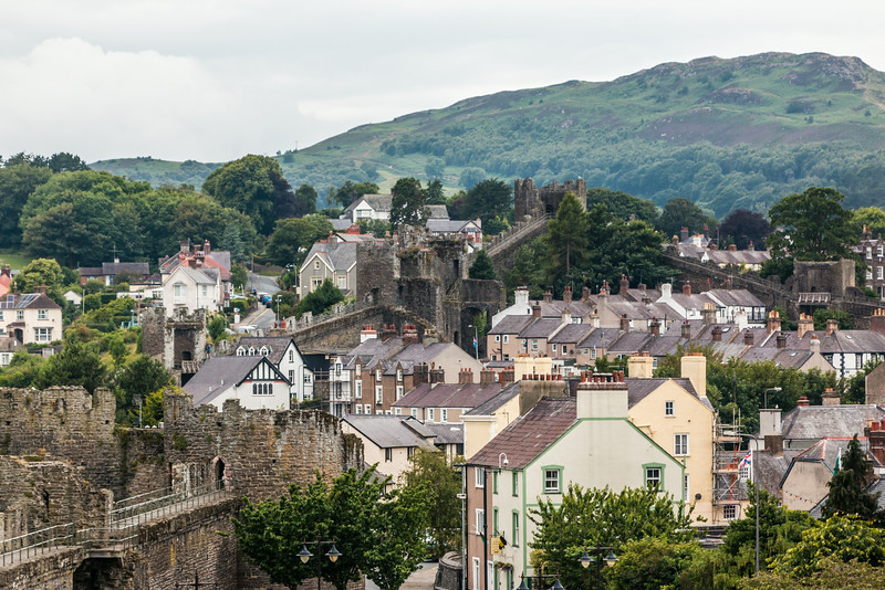 UK-WALES-CONWY