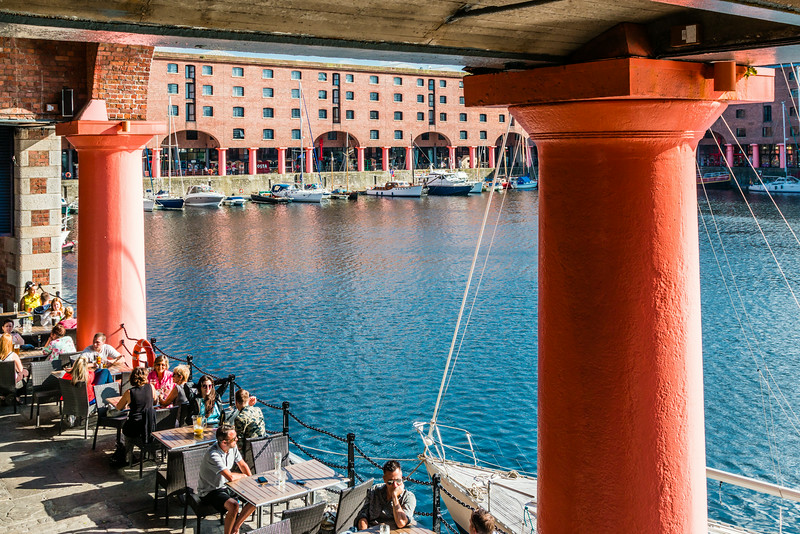 UK-LIVERPOOL-ALBERT DOCK