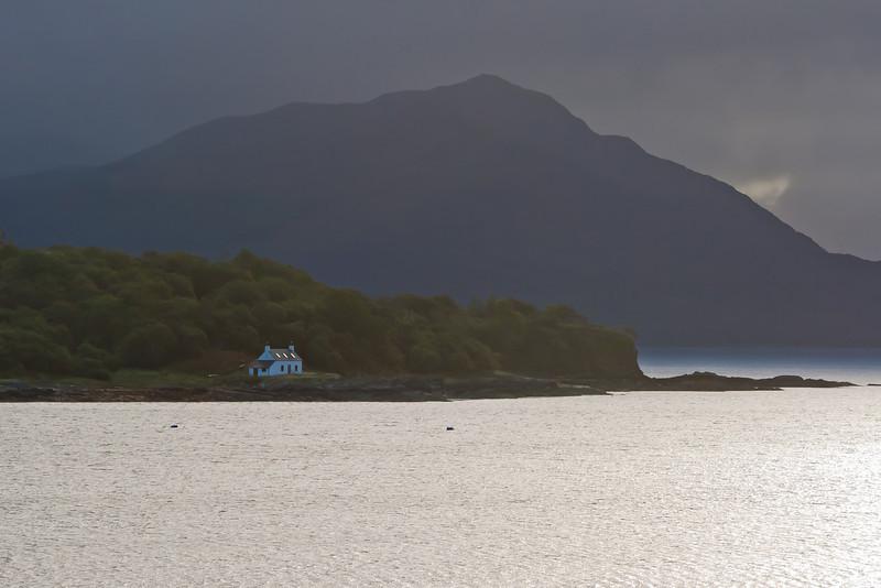 SCOTLAND-ISLE OF SKYE-ORNSAY