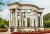 UK-WALES-CARDIFF-ALEXANDRA GARDENS-NATIONAL WAR MEMORIAL