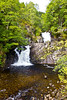 SCOTLAND-CHAG-AIG WATERFALL AND WITCHES POOL
