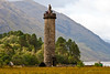 SCOTLAND-GLENFINNAN-GLENFINNAN MONUMET