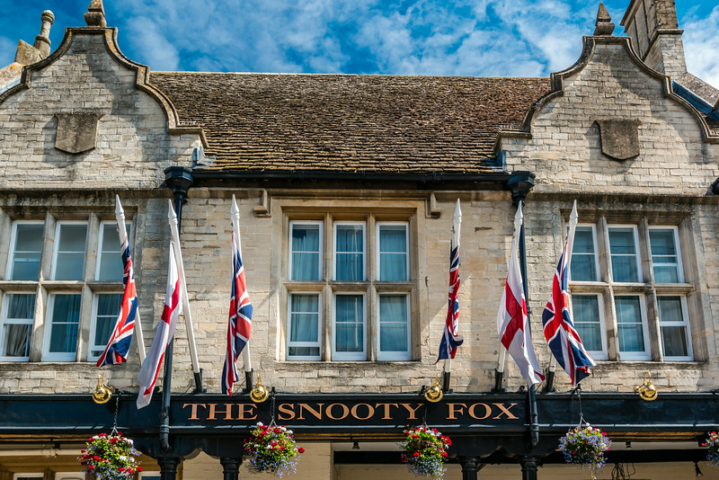 UK-THE COTSWOLD-TETBURY
