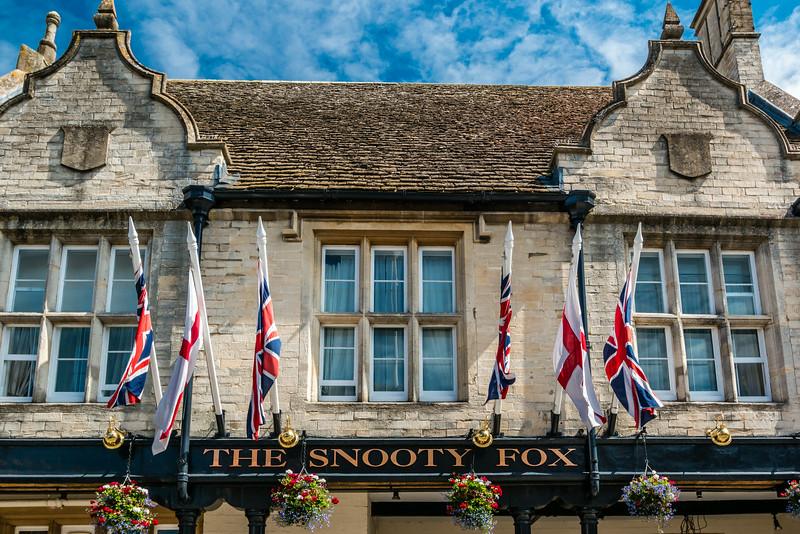 UK-THE COTSWOLD-TETBURY