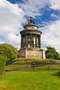 SCOTLAND-EDINBURGH-STEWART MONUNMENT-CARLTON HILL